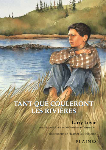 French cover of As Long As The River Flows
